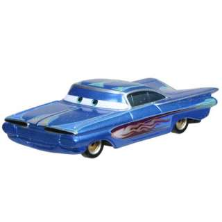 DISNEY PIXAR CARS 1/55 Diecast 14 Ramone Blue NEW