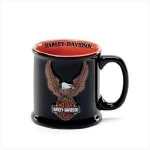 Harley Davidson Eagle Mug