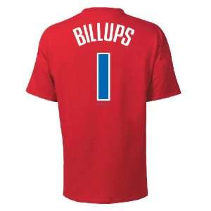 Detroit Pistons Chauncey Billups Name and Number T Shirt