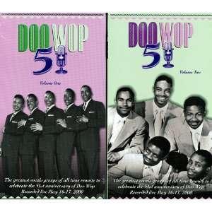 Doo Wop 51 Vol 1 & 2