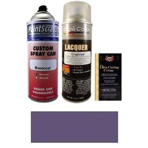 12.5 Oz. Dark Amethyst Metallic Spray Can Paint Kit for 1987 Buick All
