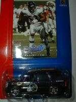 BALTIMORE RAVENS NFL ESCALADE 2005 UPPER DECK 1/64