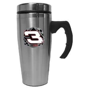 03 DALE EARNHARDT SR Stainless Travel Mug   NASCAR NASCAR