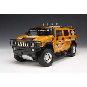 Highway 61 Texas Longhorns Football Hummer H2 Diecast Car