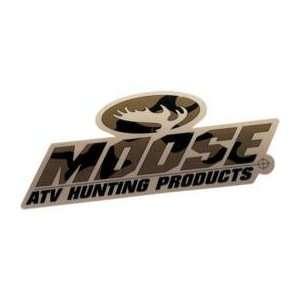 Moose Moose Plow Decal   Moose Hunting MUDSTKR 4