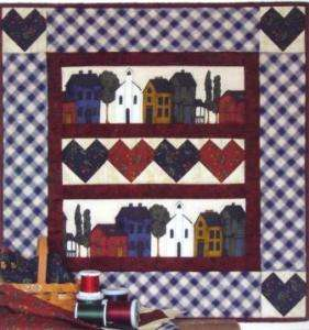Hearts & Homes Quilted Wall Hanging Kit
