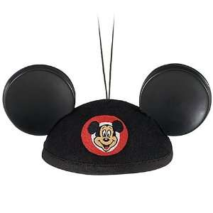 Mickey Mouse Disney Ear Hat Christmas Holiday Ornament