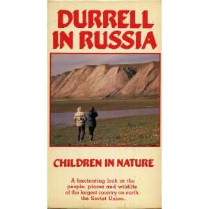 Children in Nature [VHS] Durrell in Russia Movies & TV