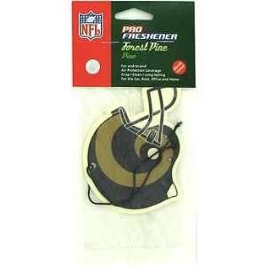 St. Louis Rams Helmet Pine Freshener Case Pack 60