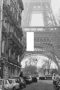 Single Light Switch Plate Cover~ Paris  Eiffel Tower