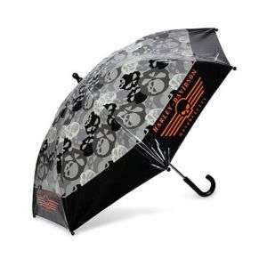 Harley Davidson Skull Umbrella  NEW by Kids Preferred