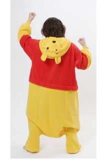 Disney Winnie the Pooh costume Kigurumi Japan party pajamas halloween