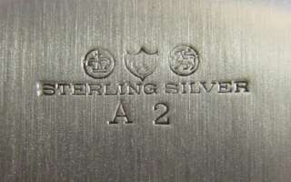 This listing is for a Antique Exemplar Sterling Silver Tray