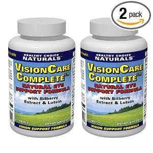 Vision Care Eye Supplement   Supports Great Vision and Eye Health   (2