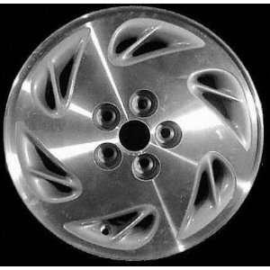 90 94 DODGE SHADOW ALLOY WHEEL RIM 14 INCH, Diameter 14, Width 6 (6