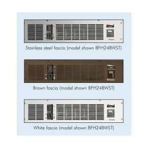 4Kw Base Unit Fan Heater With 3 Fascias BFH24BWST