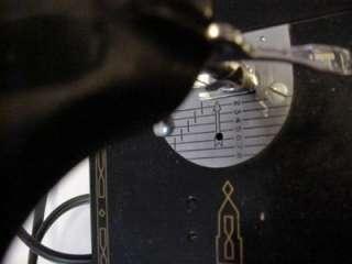 Singer Featherweight Sewing Machine Model 221 Black