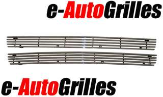 00 06 Chevy Tahoe+Suburban Chrome 8mm H Billet Grille
