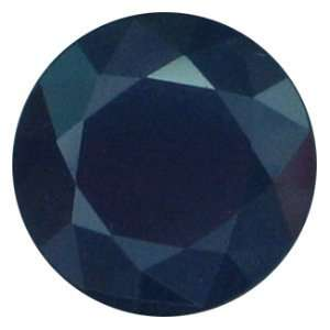 2.79 Carat Loose Blue Sapphire Round Cut Jewelry