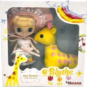 Hasbro Petite Blythe Baby Blommers mini doll PBL 54