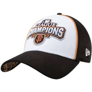 New Era San Francisco Giants Black 2010 NLCS Champions