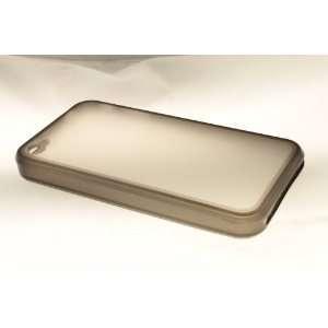 Apple iPhone 4 Hybrid Hard Case Cover for BK Soft Ring/Plastic Back