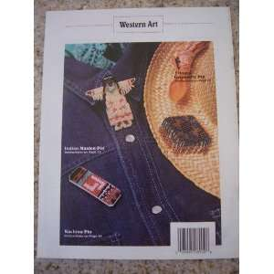 Beaded Fashion Pins (On Plastic Canvas, 8900): Lynn Reeder