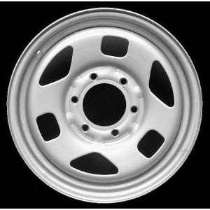 STEEL WHEEL RH (PASSENGER SIDE) RIM 16 INCH SUV, Diameter 16, Width 6
