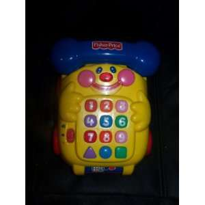 Fisher Price Talking Musical Phone Everything Else