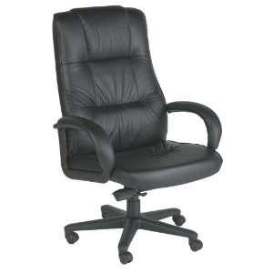 Big & Tall High Back Leather Executive Chair