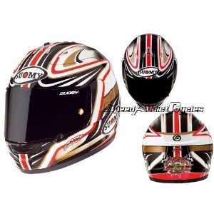 SUOMY SPEC 1R EXTREME NEUKIRCHNER MOTORCYCLE HELMET 2XL