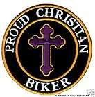 CELTIC CROSS iron on PATCH embroidered IRISH CHRISTIAN RELIGIOUS