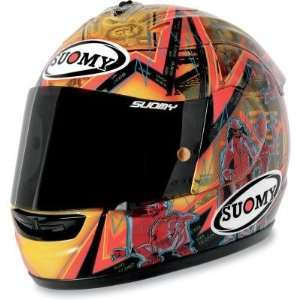 Suomy Spec 1R Extreme Helmet , Size 3XL, Style Wall Street KTSE0006