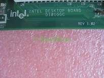 Intel D101GGC Socket 775 Motherboard + Pentium 4 P4 2.66GHz CPU Fan I