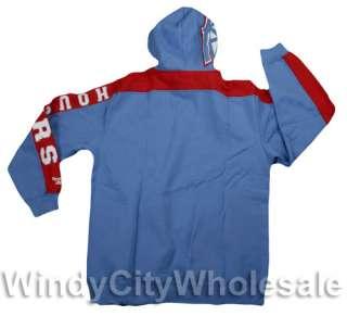 Houston Oilers NFL Hoodie Reebok SIZE XL