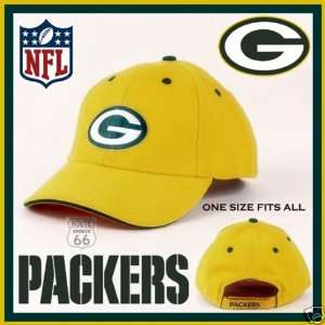GREEN BAY PACKERS CLASSIC FOOTBALL HAT CAP VINTAGE NEW