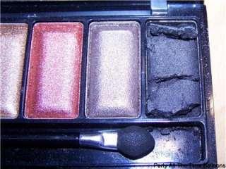 NEW** MAC Lady Gaga 6 Eye Shadow Palette #6 BLACK SHADOW IS DAMAGED
