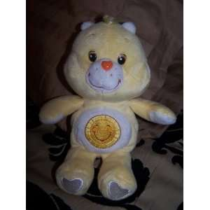 The Care Bears Talking Funshine Care Bear Plush 8