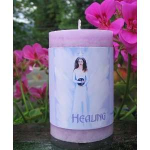 Healing Angel Candle by Montserrat:  Home & Kitchen