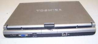 TOSHIBA PORTEGE M750 LAPTOP CORE DUO 2.4GHz/ 1GB/ 120GB