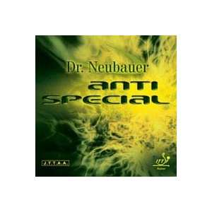 DR NEUBAUER Anti Special Table Tennis Rubber  Sports