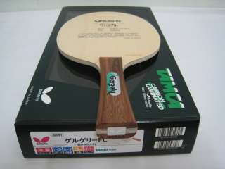 Butterfly Gergely Table Tennis blade (OFF+)