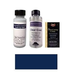 2 Oz. Deep Ocean Blue Metallic Paint Bottle Kit for 2007