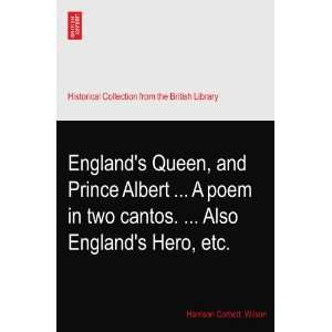 Englands Queen, and Prince Albert  A poem in two