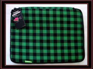 14 Checkered PC Laptop Sleeve Bag Pouch Netbooks Case