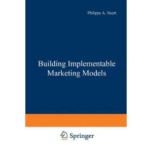 Models (9789020706741) Philippe A. Naert, Peter S.H. Leeflang Books