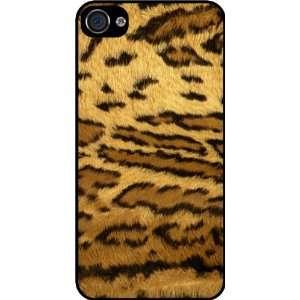Rikki KnightTM Leopard Spots Black Hard Case Cover for