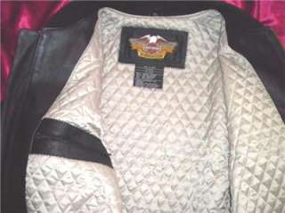 Leather Varsity Jacket Bomber Greeley, Colorado Dealer XL NWOT