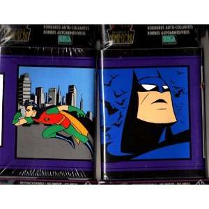 The Adventures of Batman & Robin Self Adhesive Wall Border