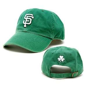 San Francisco Giants St. Patricks Day Clean Up Adjustable